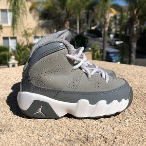 c614ade62a9 Jordan Shoes - Air Jordan Retro 9 Cool Grey Toddler shoes sz 5c